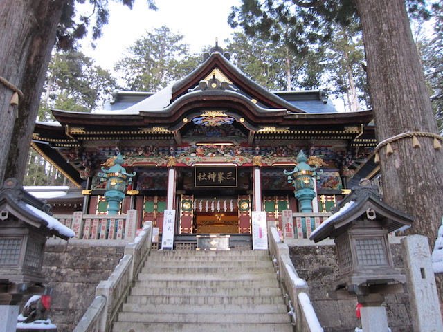 三峰神社_拝殿